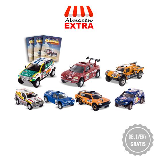 Imagen de Coleccion autos Dakar + dos meses de diarios de lunes a viernes